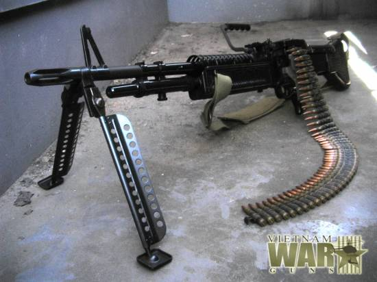 M60 7.62 mm Machine Gun