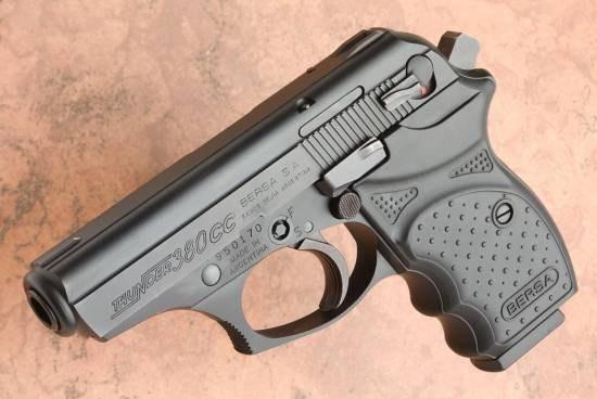 Bersa Thunder 380 Concealed Carry