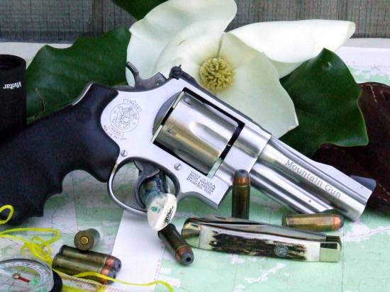 Smith and Wesson Model 625 .45 colt