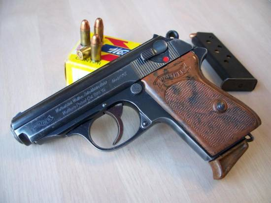 WALTHER Mod PPK
