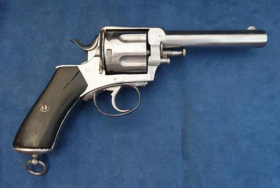 Revolver type Webley R.I.C. calibre 11 mm