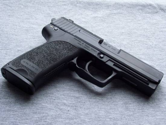 Heckler and Koch USP .45