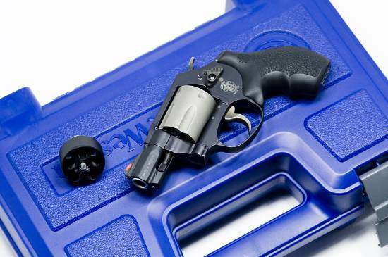 Smith and Wesson 360PD