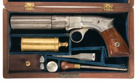Robbins & Lawrence Pepperbox