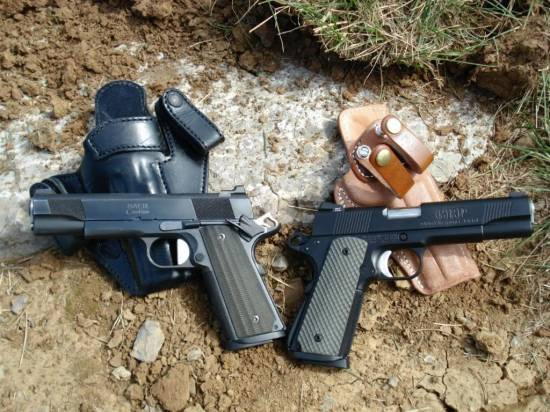 Les Baer TRS or Colt 70 series