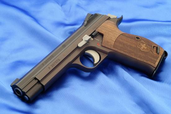 Sig P210 -2 chambered in 9 mm