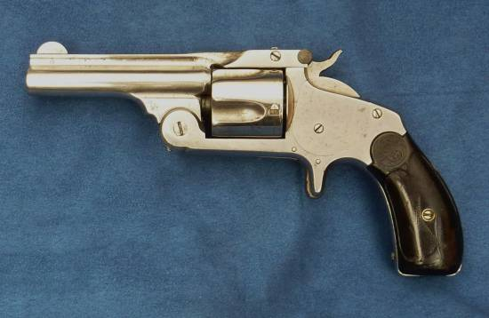 Smith & Wesson 38SA Second Model