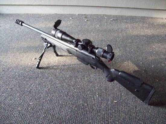 TIKKA T3 Tactical