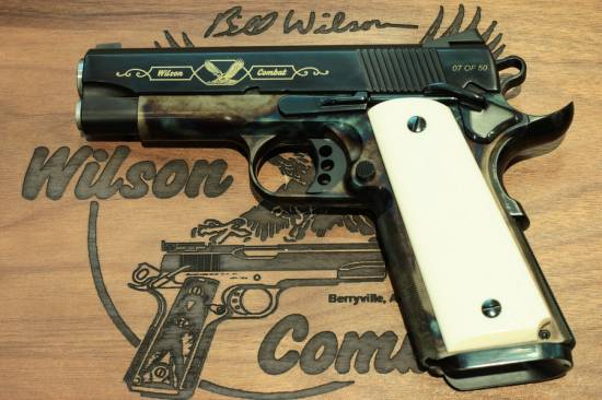 Wilson Combat Signature Limited Edition