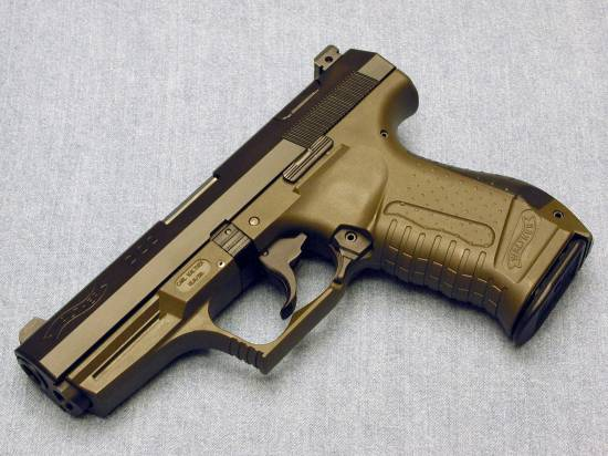 Walther P99 Military