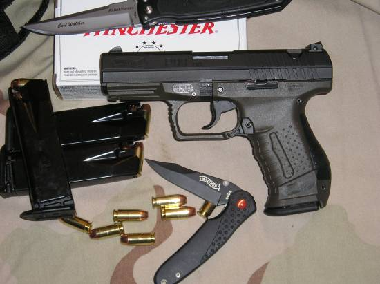 Walther P99 .40S&W
