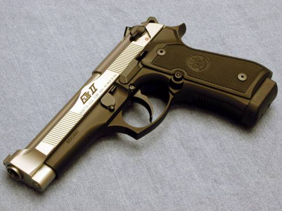 Beretta 96G Elite II chambered in .40 Auto