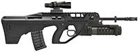 Штурмовая винтовка (автомат) Thales EF88 / F90