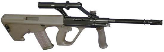 Штурмовая винтовка Steyr AUG