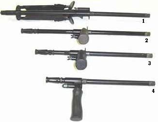 стволы для Steyr AUG