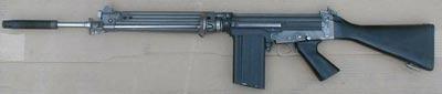FN FAL - Steyr Stg.58 австрийский вариант