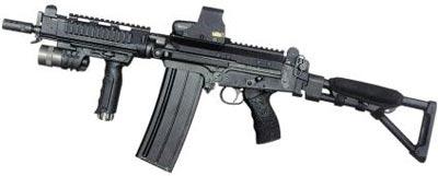 DSA-58OSW вариант FN FAL для полиции США