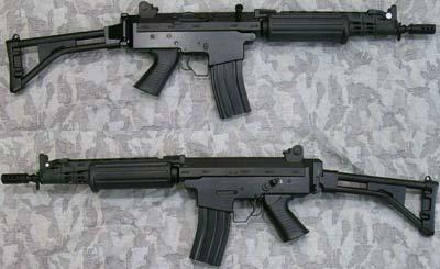 FN FNC Para укороченный вариант