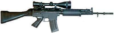 SS1-V3 FN FNC индонезийского варианта