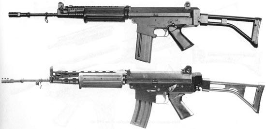 FN FNC 76 и FN FNC 80