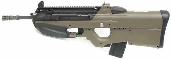 FN FS2000 гражданский полуавтоматический вариант FN F2000