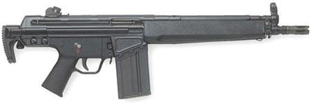 HK G3KA4 приклад сложен