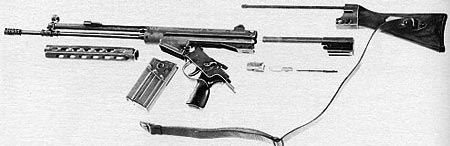 HK G3 неполная разборка