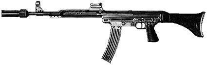 Mkb. 42 (W) с гранатометной мортиркой