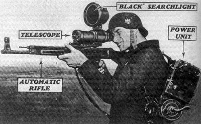 МР-43 с инфракрасным прицелом