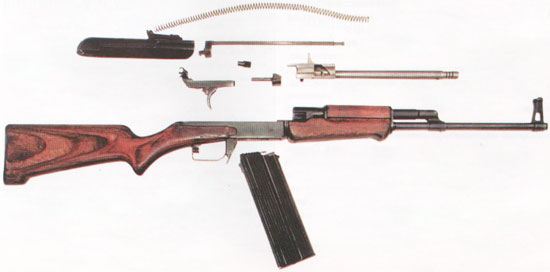АО-27 неполная разборка