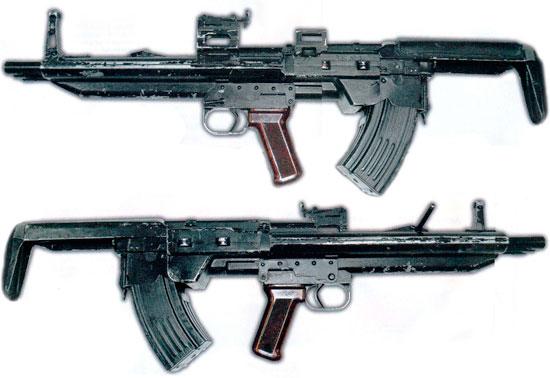 7,62-мм трехствольный прибор для залповой стрельбы, модель 3Б