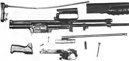 неполная разборка Enfield ЕМ-2