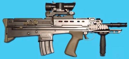 L22A2 Сarbine