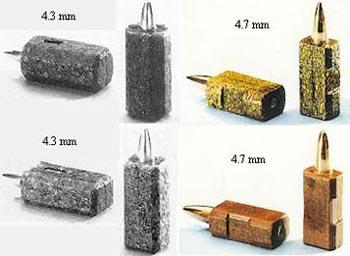 Ранние разработки безгильзовых патронов