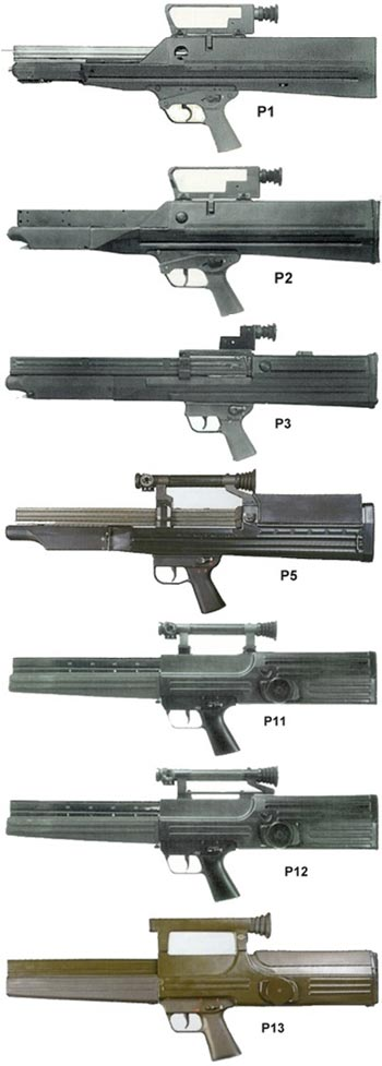 прототипы HK G11