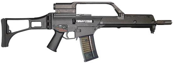 HK G36KE