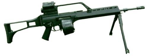 HK MG36