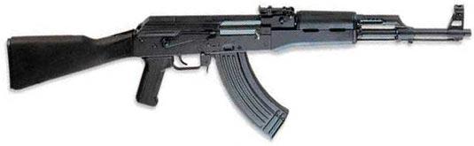 KL-7.62 (модель KLS)