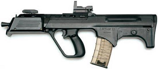 SAR 21 LWC