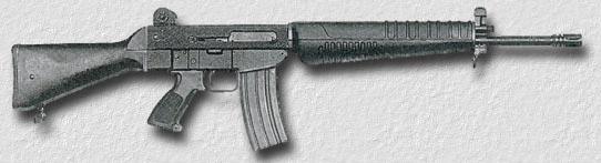 Штурмовая винтовка (автомат) CIS SAR-80