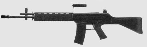 SR-88 с фиксированным прикладом