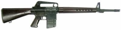 AR-10 используемая в Судане