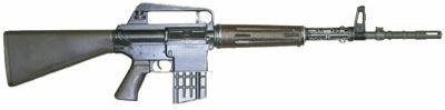 AR-10 ВС Португалии