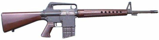 Штурмовая винтовка автомат armalite ar 10