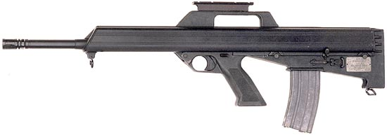 Bushmaster M17S базовая модель