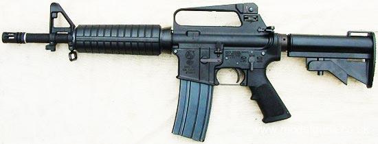 Colt Commando Model 733