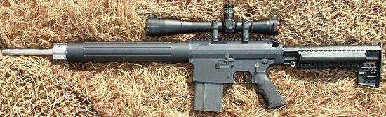 MCR 200 под патрон 7.62×51 mm NATO
