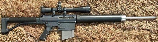 MCR 300 под патрон .30-06
