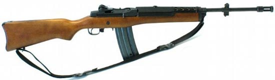 Ruger Mini-14 GB