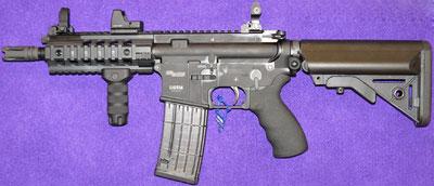 SIG 516 PDW
